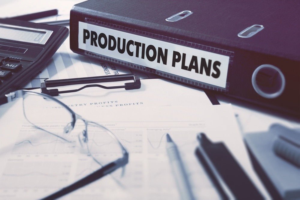 real time production planning with SAP Business One