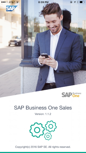 SAP Business One Sales Mobile App