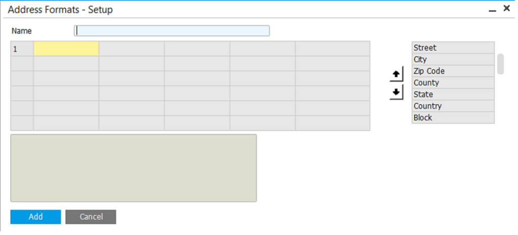 Address-Format-in-SAP-Business-One-1