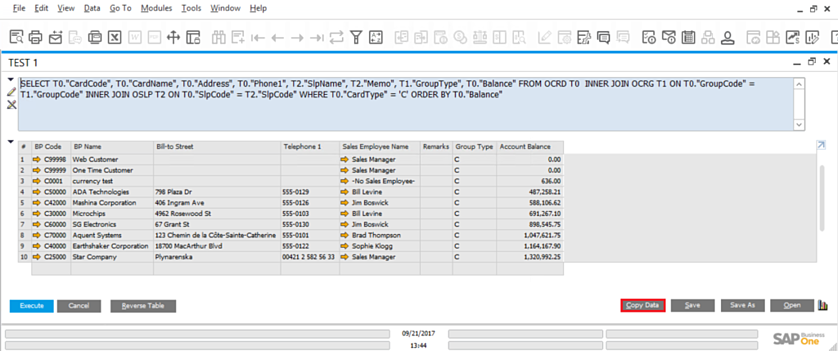 Copy-Query-in-SAP-Business-One-1