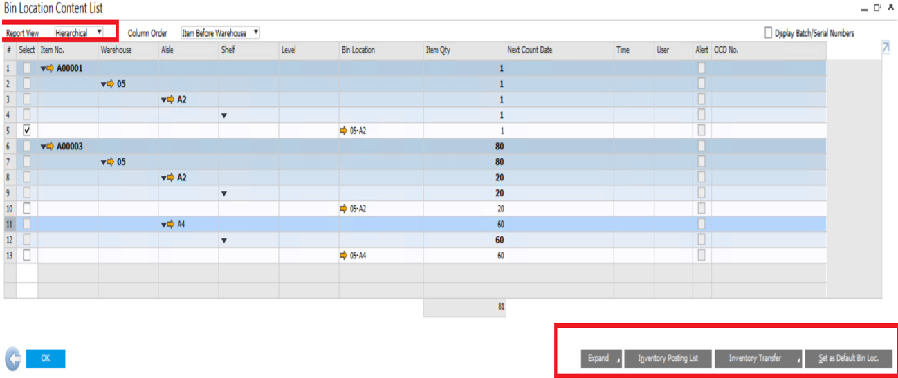 Hierarchical-Bin-Location-Content-List-in-SAP-Business-One-2-2-1