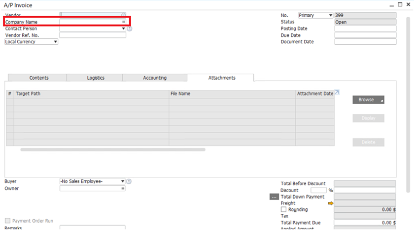 customize-your-tags-in-SAP-Business-One-2
