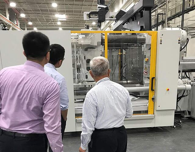 Minghua USA Plant Tour