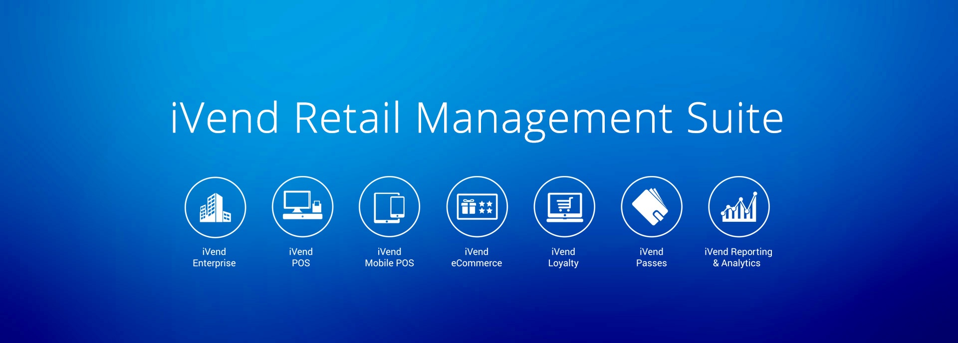iVend Retail Management Suite