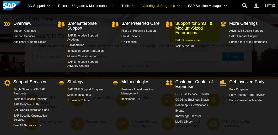 Support Spotlight Why the relaunched SAP Support Portal affects Business One Customers1