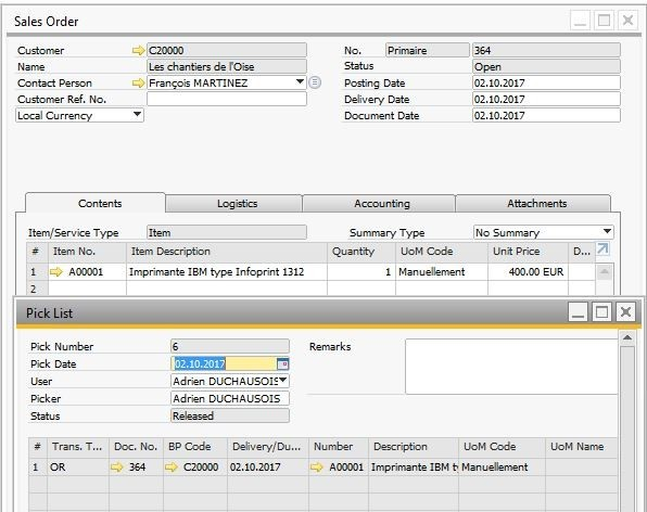 Support Spotlight Your Top 3 Questions on Pick and Pack in SAP Business One1