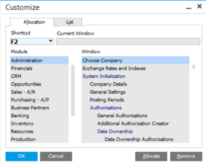 Customize-Shortcuts-in-SAP-Business-One-2.png