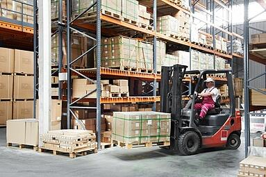steps to organize your warehouse