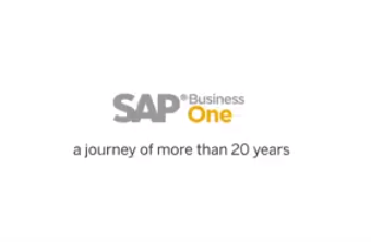 A journey of SAP Business One