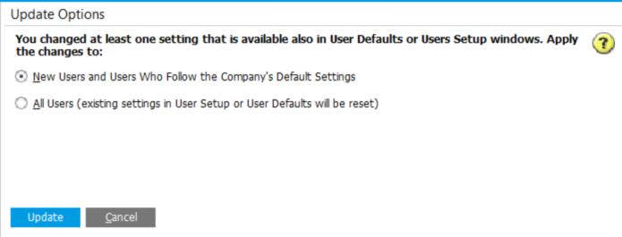 Enhanced User Setup in SAP Business One 9.3
