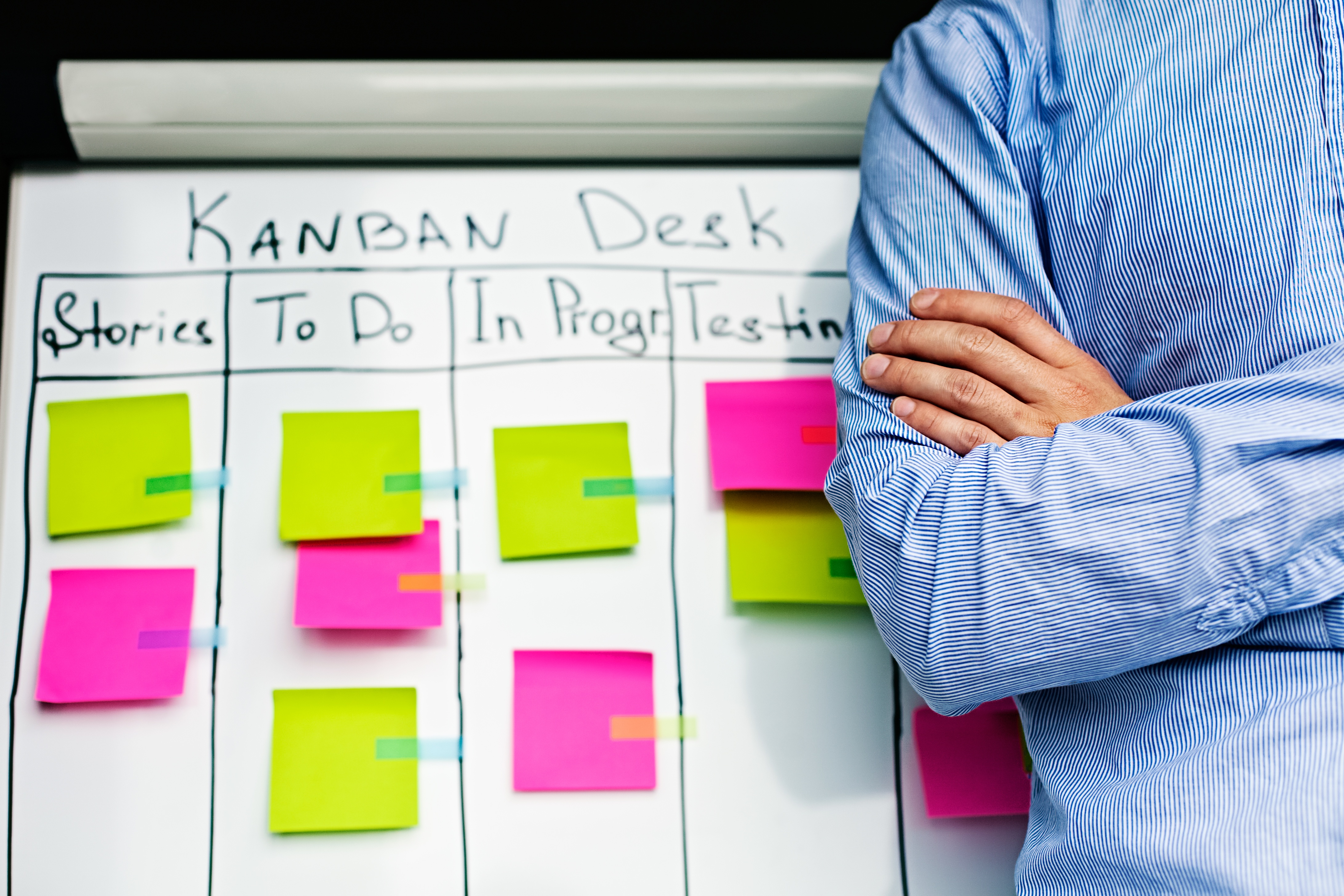 Digital Kanban Elevates Food Manufacturing Quality and Efficiency