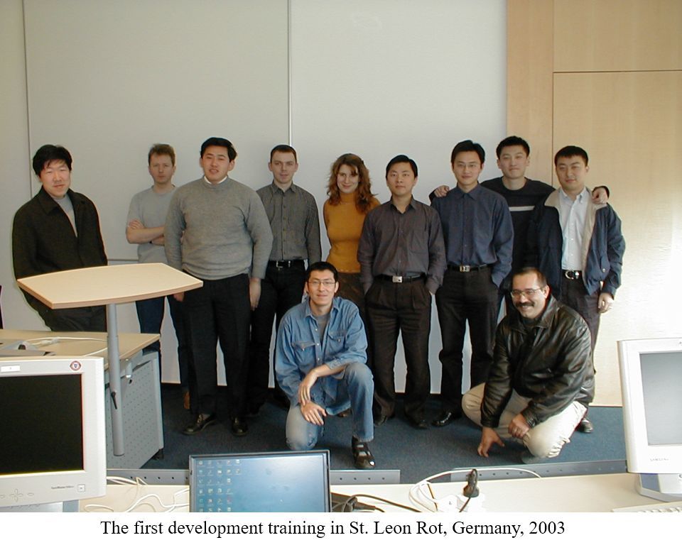History of SAP Business One - Chapter 7 - Building the global team