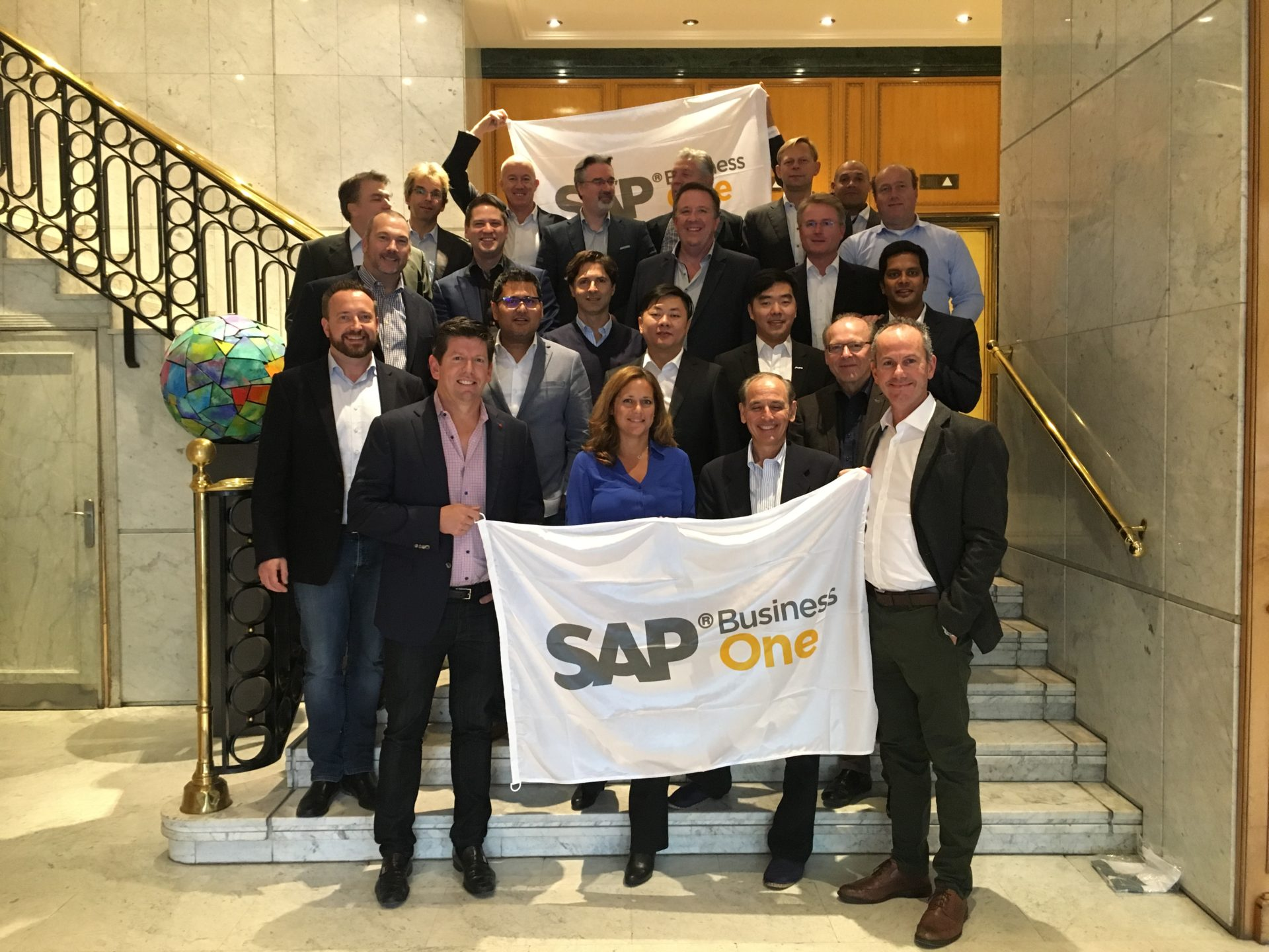 We Attended the First SAP Business One Partner Solutions Council