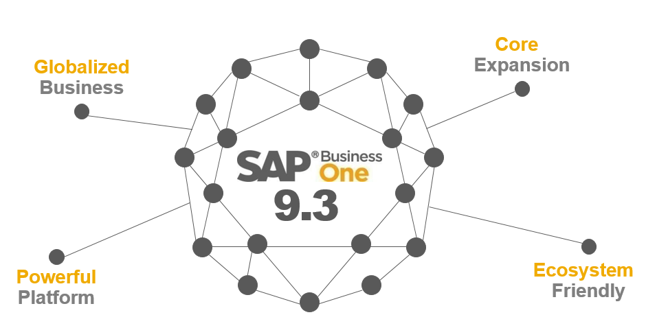 SAP Business One 9.3 New Features