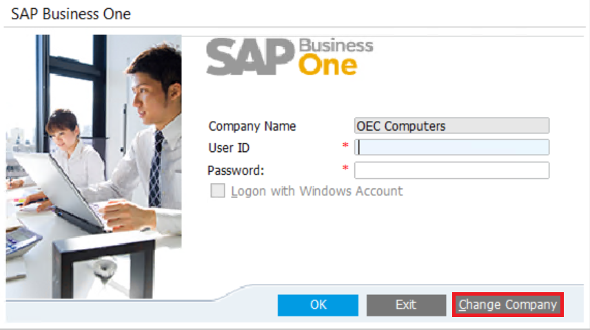 Create Company Database in SAP Business One